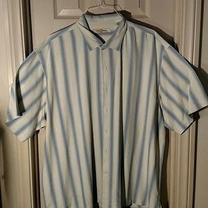Tommy Bahama XXL Silk shirt